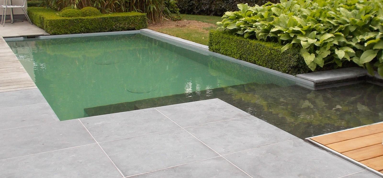 Zwemvijvers for Zen tuin aanleggen