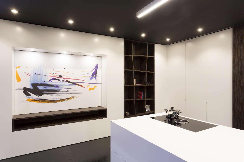 Minimalistische Interieur Inrichting : Moderne minimalistische interieurs