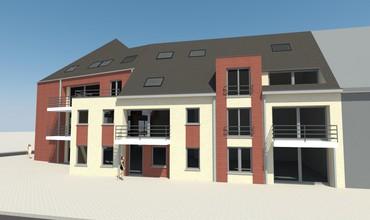 Appartementenbouw