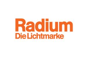Radium - Licht en Verlichting Withaeckx - Ray Of Light Antwerpen