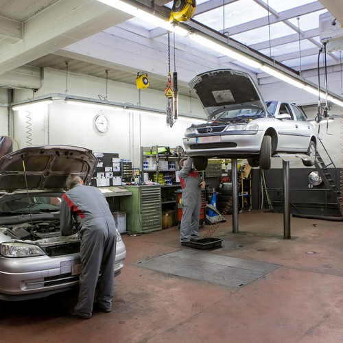Garage es in borgerhout antwerpen for Garage opel morestel