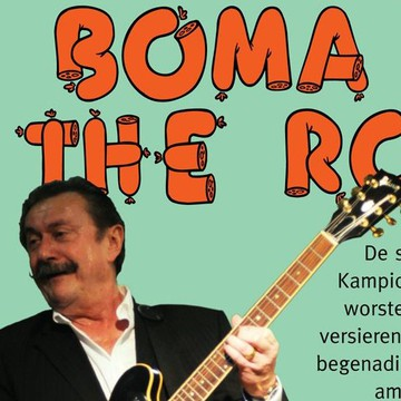 Boma on the Rocks