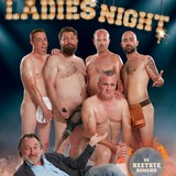 James Cooke laat BV's strippen in 'Ladies Night'