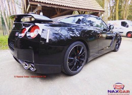 Nissan GT-R High-En Detail