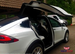 Tesla Model X Ceramic & Glass
