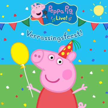 Peppa Pig - Verrassingsfeest